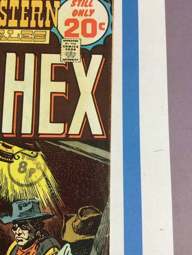 Image 15 of DC Comics Weird Western Tales, JONAH HEX, 1974