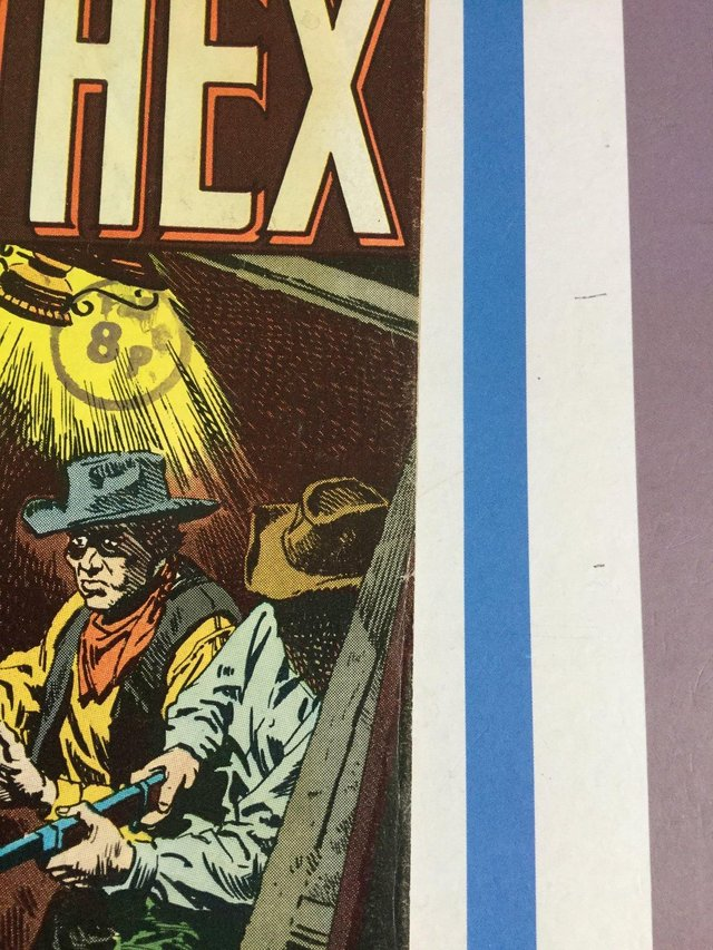 Image 16 of DC Comics Weird Western Tales, JONAH HEX, 1974