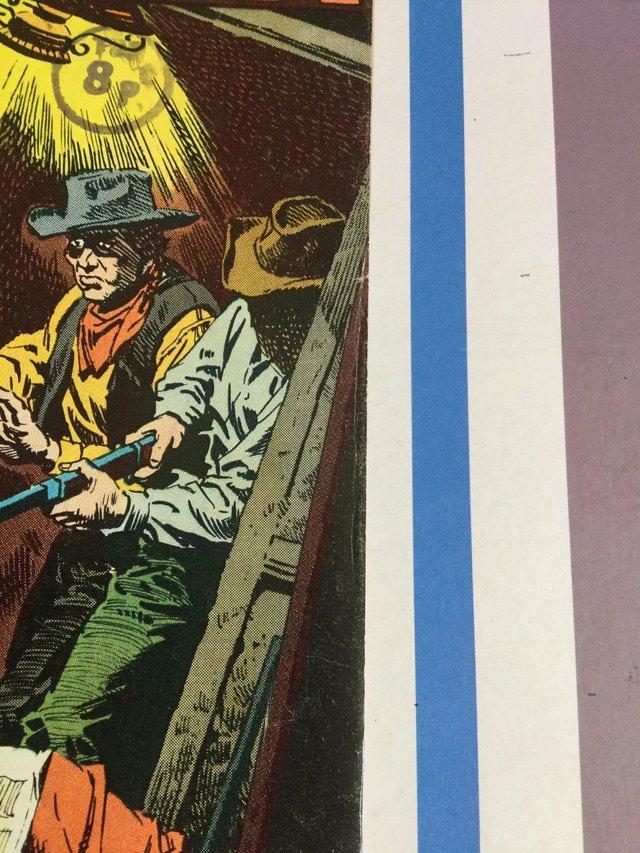 Image 17 of DC Comics Weird Western Tales, JONAH HEX, 1974