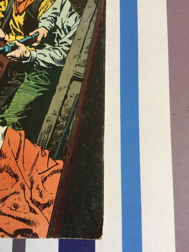 Image 18 of DC Comics Weird Western Tales, JONAH HEX, 1974