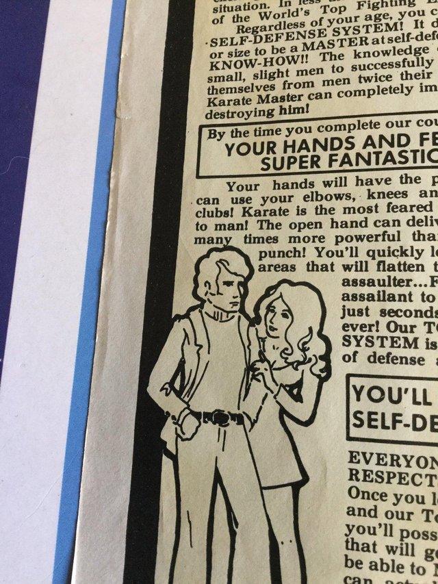 Image 28 of DC Comics Weird Western Tales, JONAH HEX, 1974