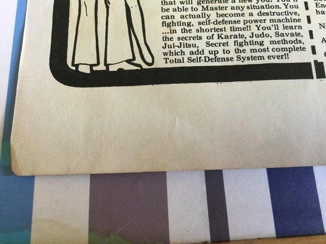 Image 31 of DC Comics Weird Western Tales, JONAH HEX, 1974