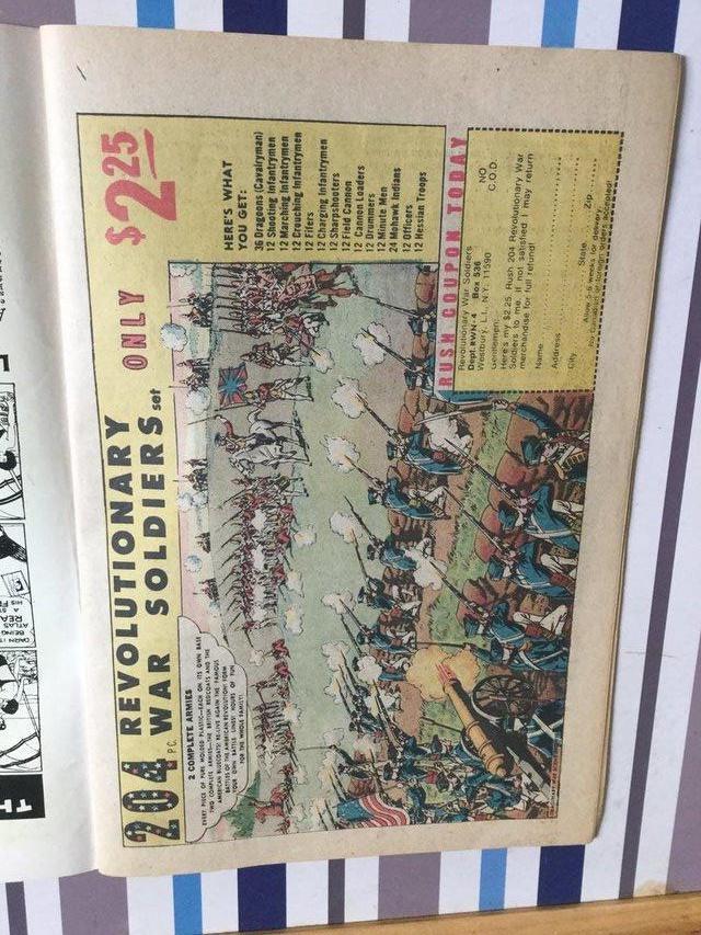 Image 46 of DC Comics Weird Western Tales, JONAH HEX, 1974