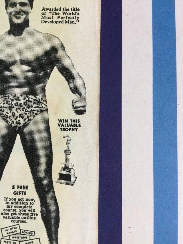 Image 55 of DC Comics Weird Western Tales, JONAH HEX, 1974