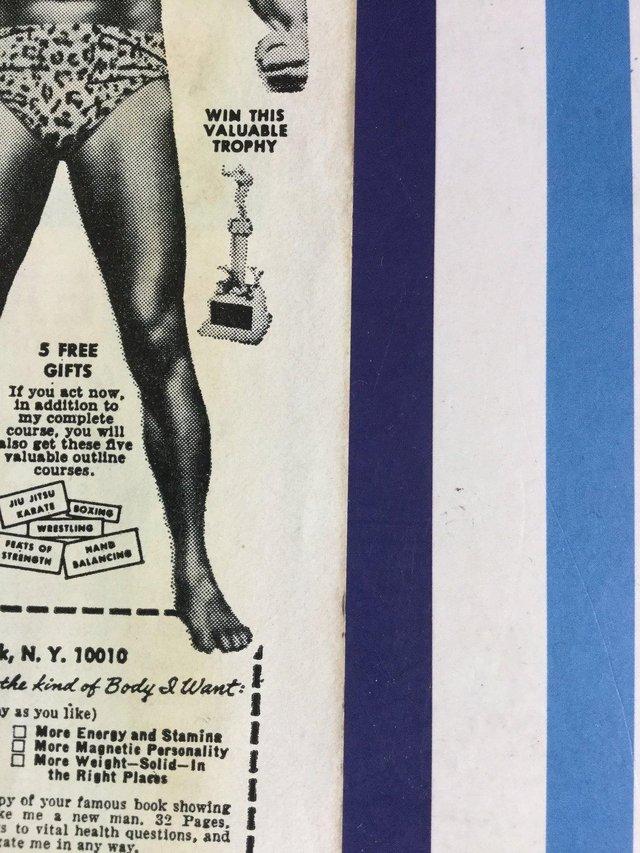 Image 57 of DC Comics Weird Western Tales, JONAH HEX, 1974