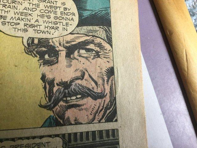 Image 61 of DC Comics Weird Western Tales, JONAH HEX, 1974