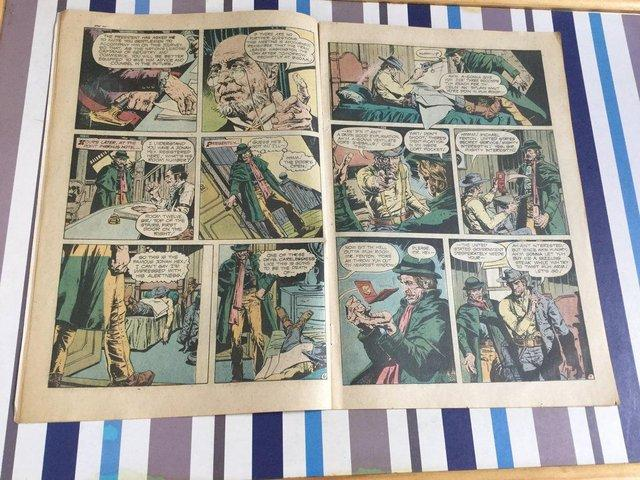 Image 80 of DC Comics Weird Western Tales, JONAH HEX, 1974