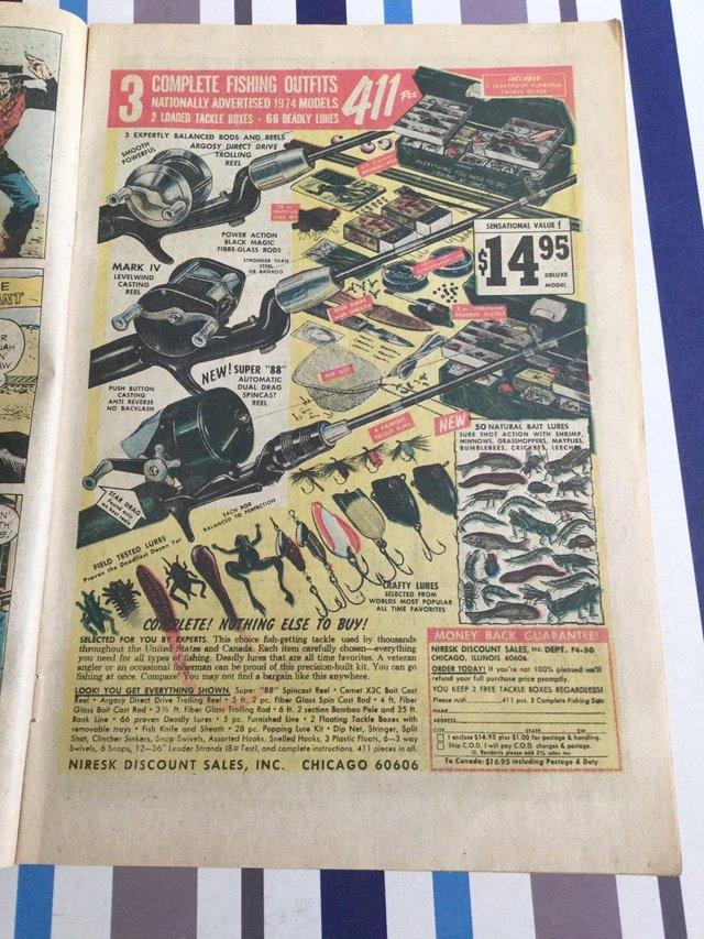 Image 82 of DC Comics Weird Western Tales, JONAH HEX, 1974