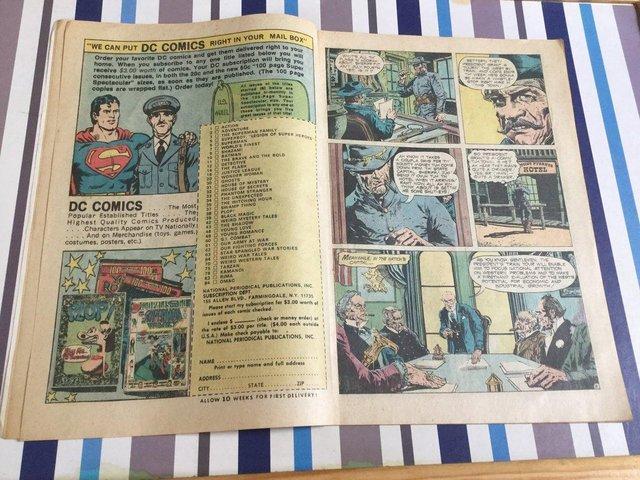 Image 84 of DC Comics Weird Western Tales, JONAH HEX, 1974