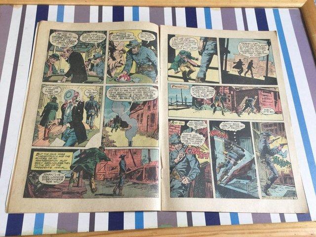 Image 86 of DC Comics Weird Western Tales, JONAH HEX, 1974