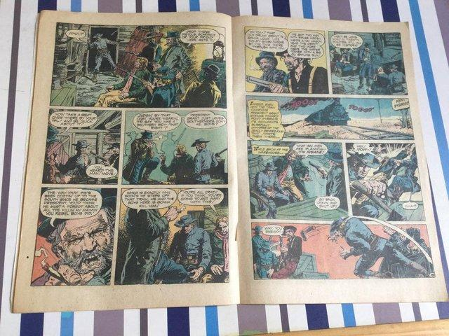 Image 89 of DC Comics Weird Western Tales, JONAH HEX, 1974