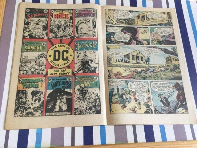 Image 90 of DC Comics Weird Western Tales, JONAH HEX, 1974