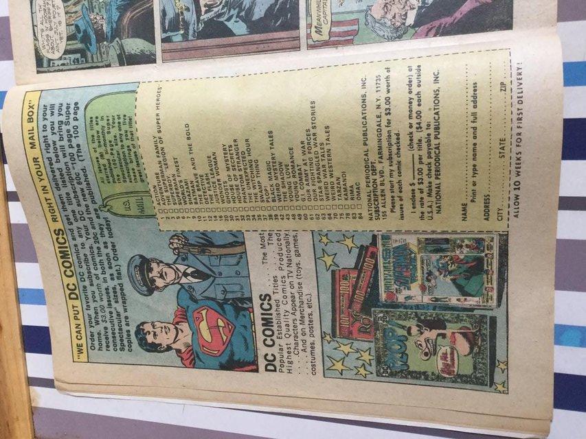Image 85 of DC Comics Weird Western Tales, JONAH HEX, 1974