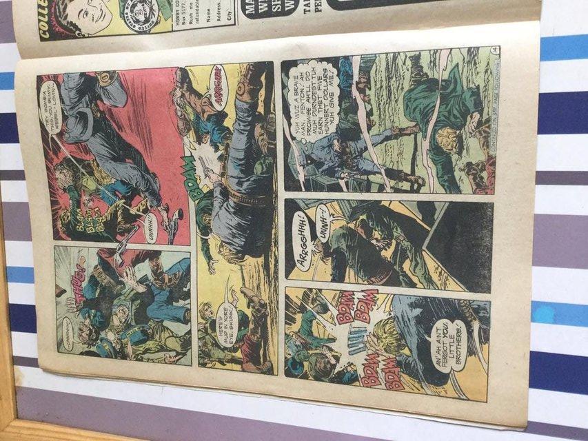 Image 91 of DC Comics Weird Western Tales, JONAH HEX, 1974