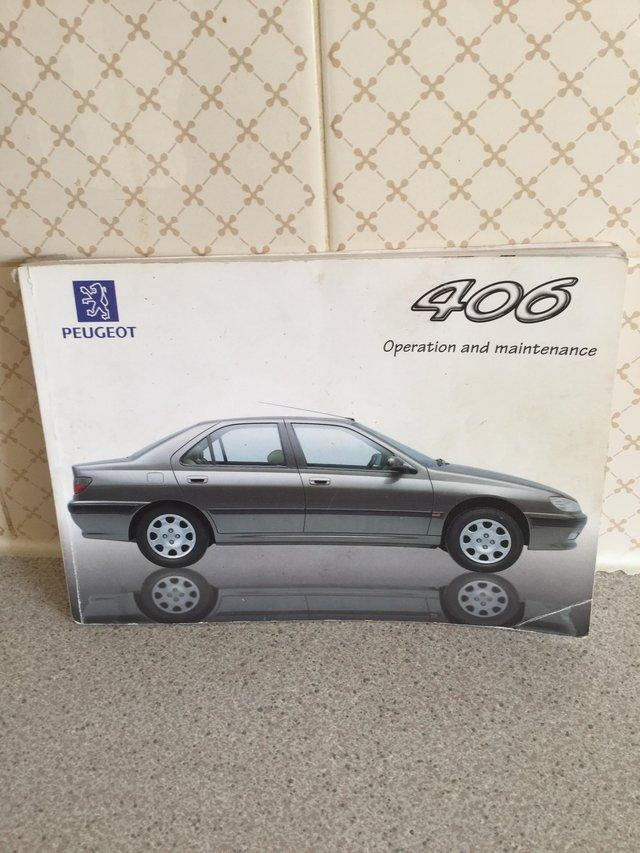 peugeot 406 owners manual for sale in kingshurst birmingham west rh preloved co uk peugeot 406 owners manual 2000 peugeot 406 owners manual 2000