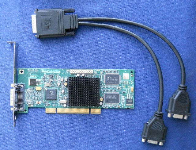 MATROX G550 DUAL HEAD DRIVER FOR WINDOWS MAC