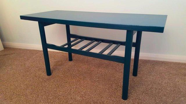 ercol coffee table Second Hand Household Furniture Buy and Sell