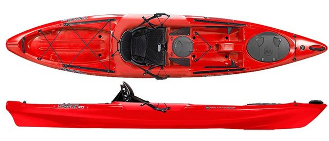Preview of the first image of WANTED:Red Wilderness Tarpon Kayak,.