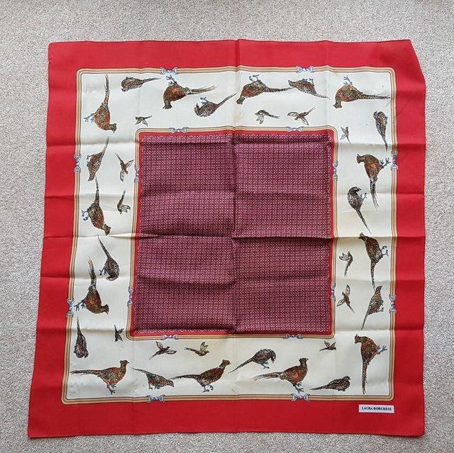 Image 2 of Retro scarfes