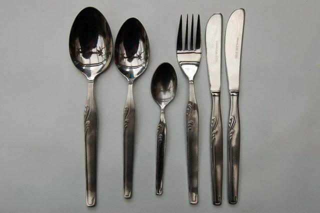 Image 2 of Viners Executive Suite, & 2 Other Designs Cutlery, VGC.