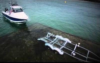 Image 2 of *NEW* BOAT TRAILER LAUNCHING POLE / RETRIEVAL BAR (2 Metre)
