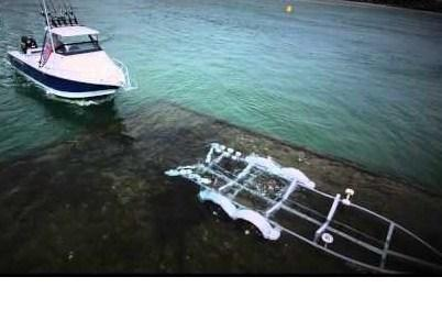 Image 3 of *NEW* BOAT TRAILER LAUNCHING POLE / RETRIEVAL BAR (3 Metre)