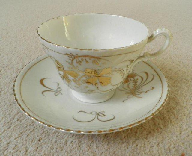 Preview of the first image of RADFORDS CUP AND SAUCER.