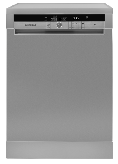Preview of the first image of GRUNDIG STAINLESS STEEL A++ 13 PLACE SETTING DISHWASHER-NEW.