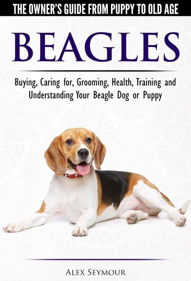 Preview of the first image of Beagles - The No. 1 Best-Selling Owners Guide....