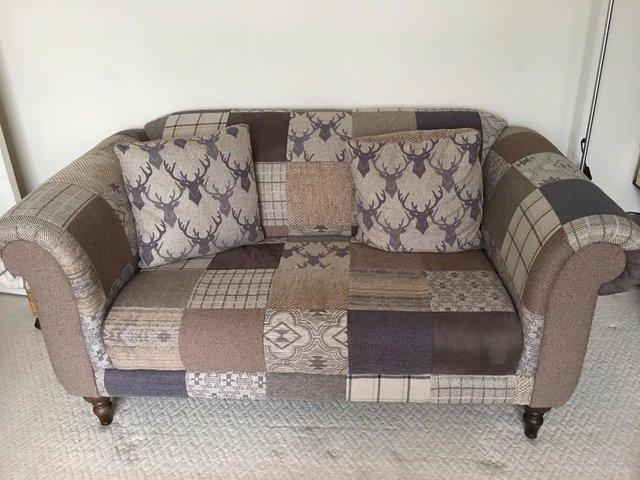 Country Patch Sofa Dfs Two Birds Home