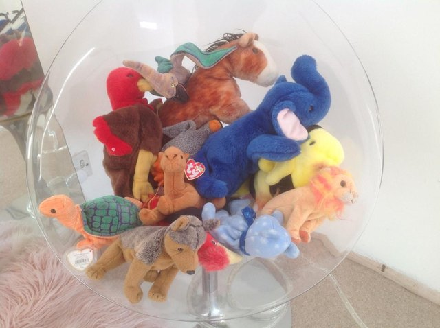 f3bde389657 Collectible Beanie Babies