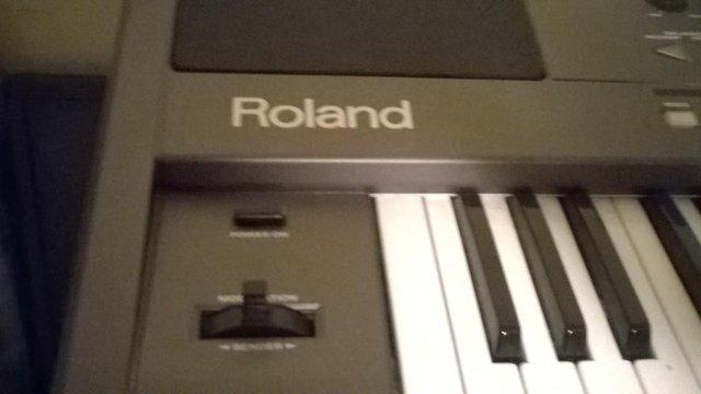 roland - Second Hand Keyboards, Synthesizers and Organs, Buy and