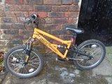 Appollo stomp kids bike - £35