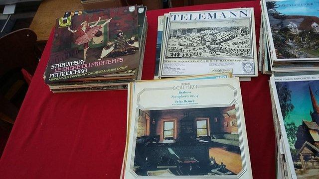 Image 2 of 180 Classical LP Vinyl Records, £2-£30 each or £500 the lot