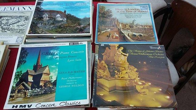 Image 3 of 180 Classical LP Vinyl Records, £2-£30 each or £500 the lot