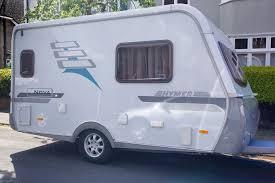 Preview of the first image of Hymer Nova 390 Caravan wanted old or new shape.