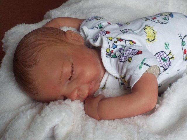 Image 3 of Reborn baby boy