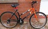 Scott Ladies Mountain bike 17.5 inch frame - £40