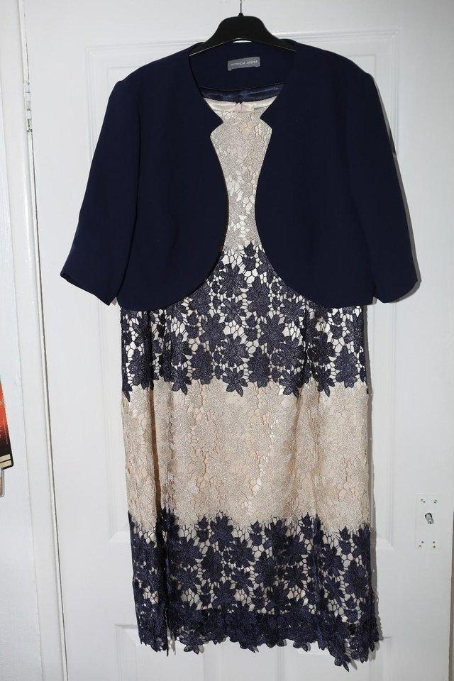 Image 3 of MOTHER OF THE BRIDE MICHAELA LOUISA  WEDDING OUTFIT