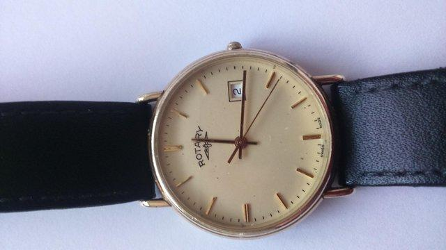 f898e4417ba rotary gold watches - Second Hand Watches