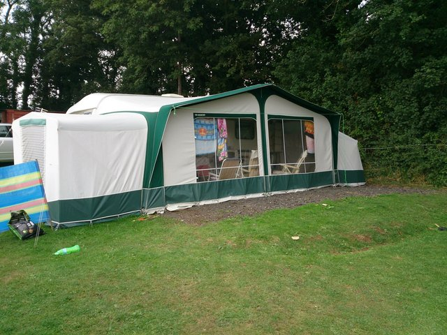 Bradcot Awning 930 For Sale In Kirkby Ashfield Nottinghamshire