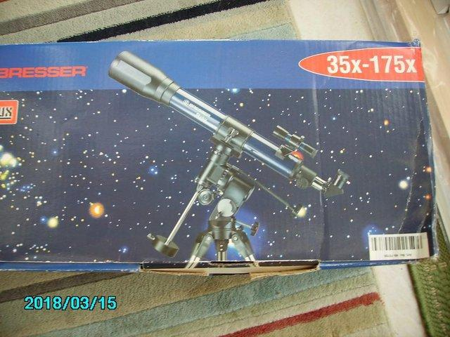 Telescope second hand telescopes buy and sell in edinburgh