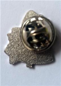 Image 2 of British Red Cross Rose enamel badge (Incl P&P)