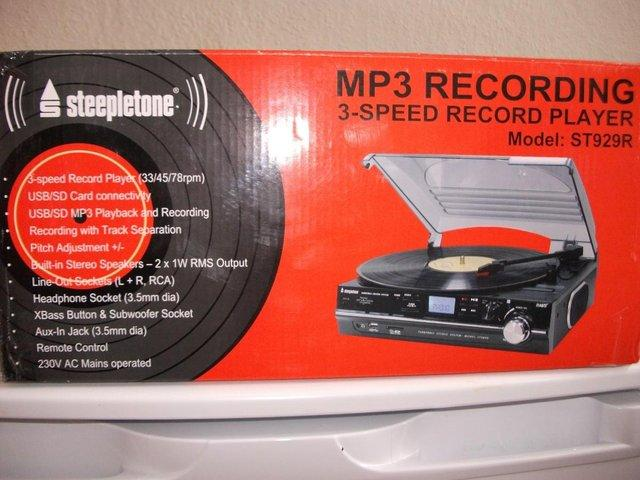 record player - Used Hi-fi Systems & Equipment, For Sale in Barnsley