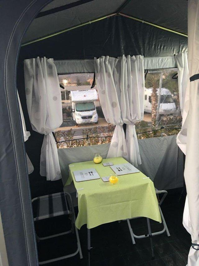Ticamo kitchen tent 2.6m x 1.5 For Sale in Lincoln Lincolnshire   Preloved & Ticamo kitchen tent 2.6m x 1.5 For Sale in Lincoln Lincolnshire ...