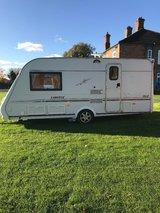 Compass Liberte 2 Berth Caravan 2003 With Motor Mover - £3,700