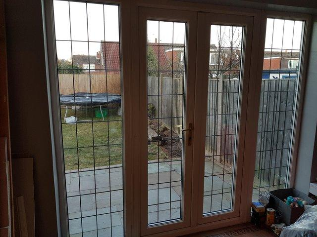 Used patio doors second hand windows and doors buy and sell in upvc patio doors with side panels planetlyrics Gallery