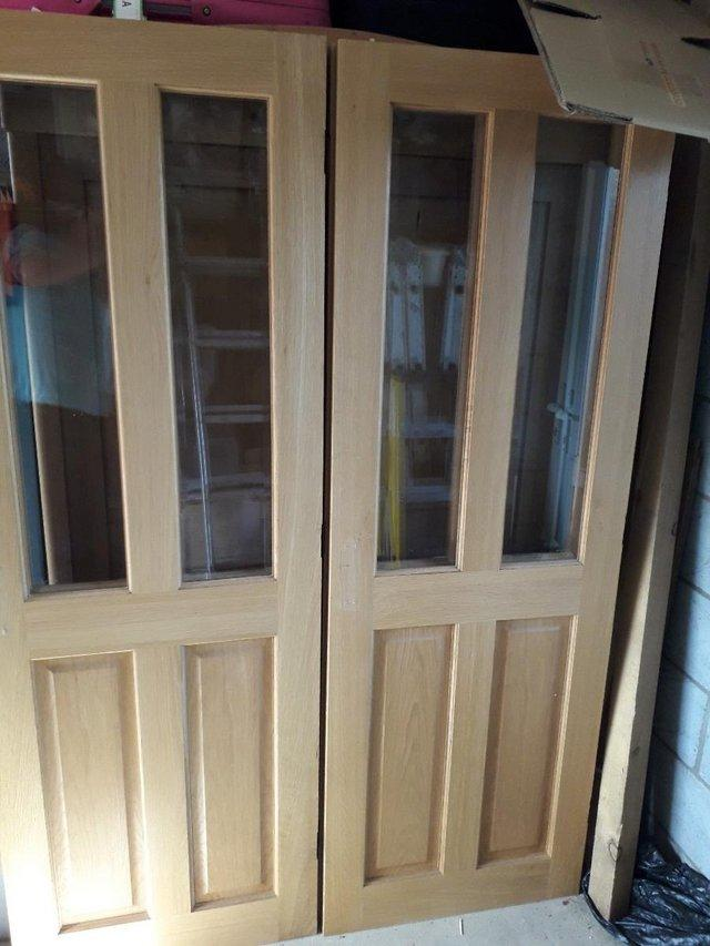 Second hand interior doors home improvements buy and sell in oak interior doors planetlyrics Images
