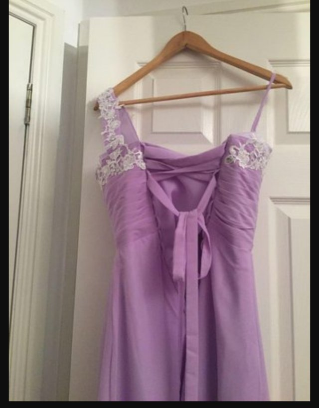 3x Lilac bridesmaid dresses for sale For Sale in Rosyth, Fife | Preloved