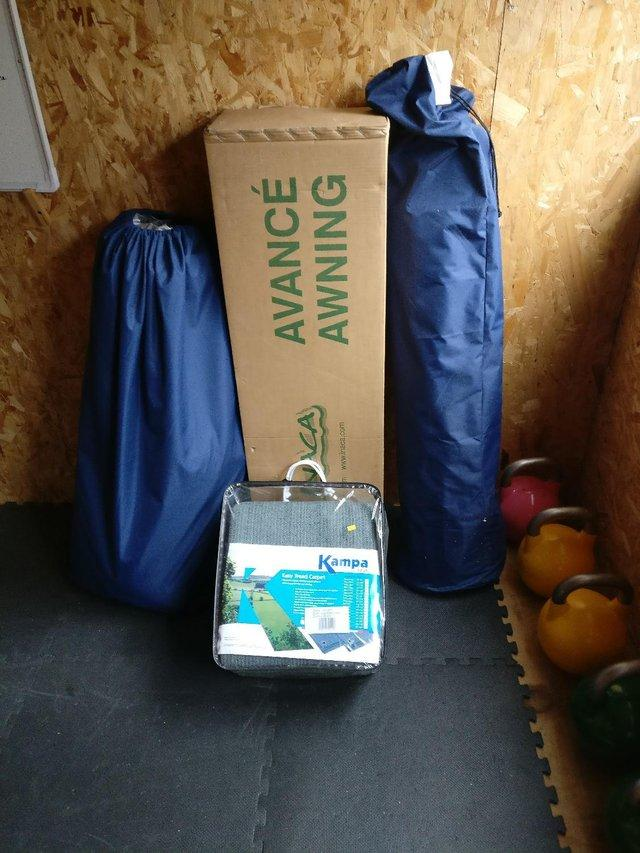 Awnings Used Caravan Accessories Buy And Sell In The Uk